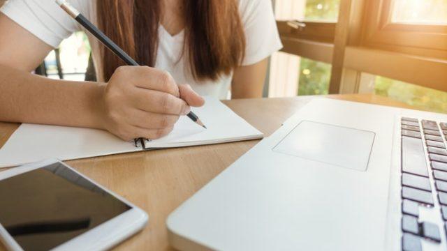 Gaba英会話の実体験「通学中の学習」